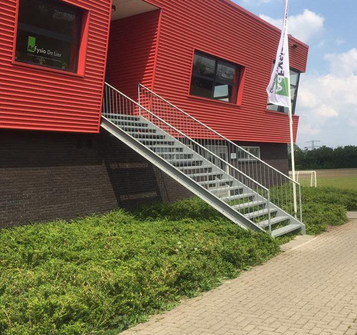 VVSC nu ook gevestigd op Liers sportpark